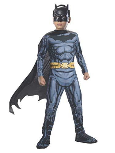Rubie's 3881297 - Kostüm für Kinder - Batman DC Comics Classic, L
