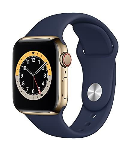 Apple Watch Series 6 (GPS + Cellular,...