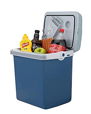 Knox Gear 34 Quart Electric Cooler/Warmer with Dual Home and Car Power Cords