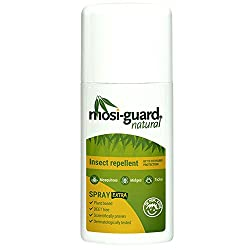 Just as effective as sythentic repellents Kind to your skin - plant based and DEET free Easy pump spray application