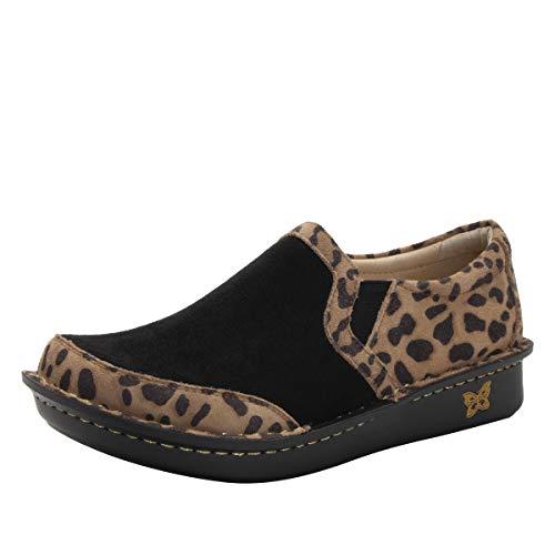 Alegria Women's Brook Savage Flex Leather Shoes 8 M US