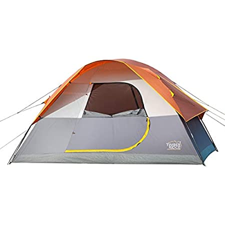 Timber Ridge 6 Person Family Camping Tent.