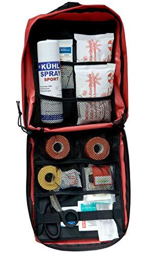 WM-Teamsport Erste-Hilfe-Rucksack S1 Plus nach DIN 13157 + Sport-Ausstattung
