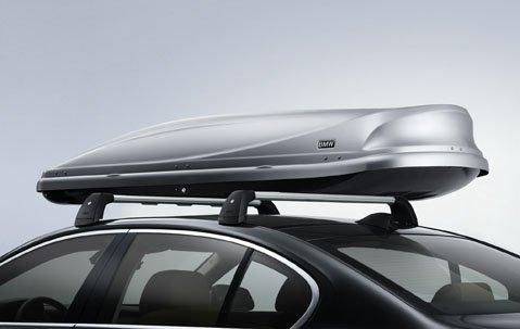 bmw roof box 460 litres large sided skicase black. Black Bedroom Furniture Sets. Home Design Ideas
