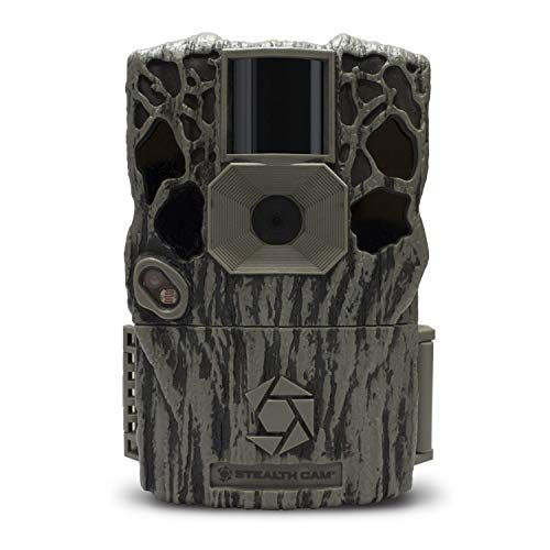 Stealth Cam FLX - 30MP WiFi - Bluetooth Camera, 1080P Video Recording, Smart Illumination Technology, 42 IR Emitters, Multi, One Size