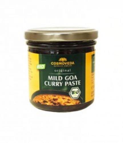 BIO Mild Goa Curry Paste 160 g