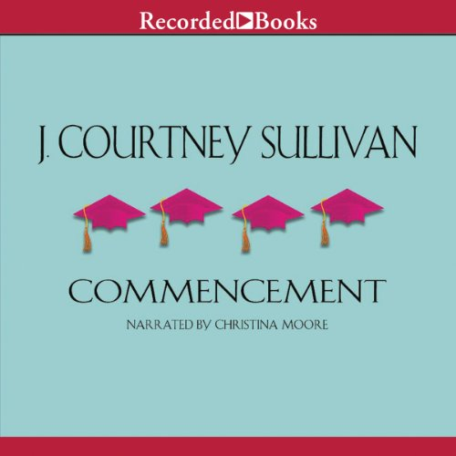 Commencement audiobook cover art
