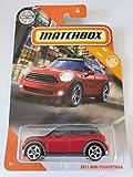 Matchbox 2020 MBX City 2011 Mini Countryman, Rojo 11/100