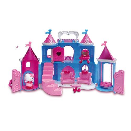 Giochi Preziosi 86212 Hello Kitty – Le Château des Fées