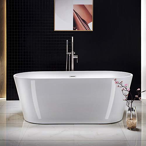 WOODBRIDGE BTA1513-B BATHTUB