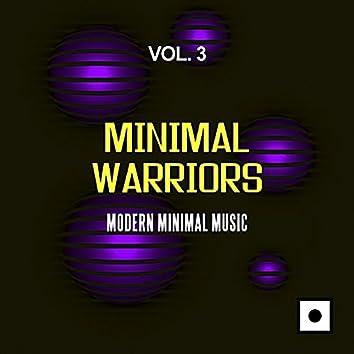 Minimal Warriors, Vol. 3 (Modern Minimal Music)