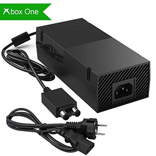 Xbox One Brick Netzteil für Xbox One Konsole, Weltweit Auto-Spannung 100-240V Globale Version