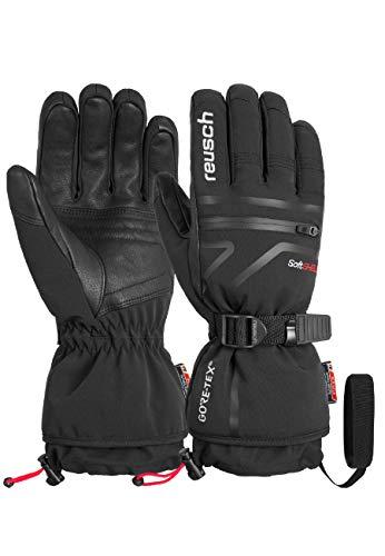 Reusch Down Spirit GTX Handschuh, Black/White, 8.5