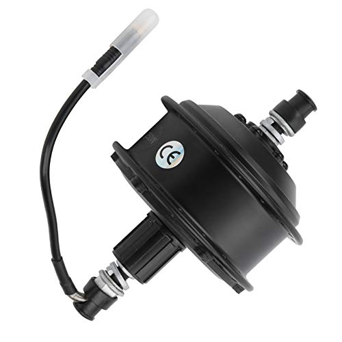 SPYMINNPOO Buje de Rueda de Motor, 48V 250W Motor de Cubo de Rueda de Engranaje sin escobillas Accesorios modificados DIY para Scooter eléctrico(Precursor)
