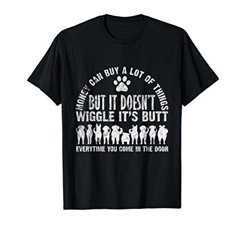 Lustiges Rettungshunde-T-Shirt für Hundeliebhaber oder Hunde T-Shirt