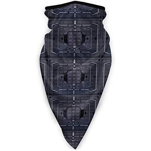 WH-CLA Calentador De Cuello Pasamontañas Rainbow Frost Six Siege Sombreros Protección UV Cuello Bufanda Impreso Pañuelo De Cabeza Microfibra Bufanda para Yoga Correr