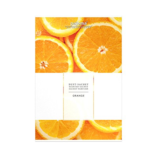 Pajoma Lot de 12 sachets parfumés Orange