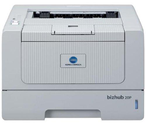 Konica Minolta bizhub 20P 2400 x 600 DPI A4 - Laser-Drucker (Laser, 2400 x 600 DPI, A4, 32 Seiten pro Minute, Doppeltdruck, Netzwerkfähig)