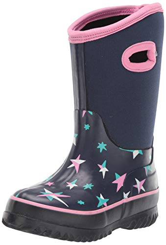 Hatley Mädchen All Weather Boots Gummistiefel, Pink Twinkle Stars 650, 33 EU