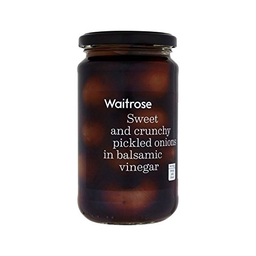 Max 68% OFF Balsamic Onions Waitrose 454g Pack 6 - San Diego Mall of