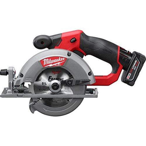 Milwaukee 2530-21XC M12 Fuel 5-3/8' Circular Saw – Kit