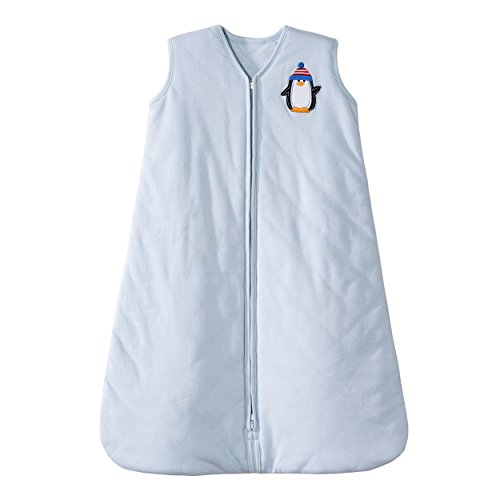 HALO Winter Weight Sleepsack, Blue Penguin, Medium