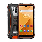 Blackview BV6900 (2020) Outdoor Smartphone ohne Vertrag - 5.84 Zoll FHD+ 16MP+8MP Quad-Kamera, 16MP...