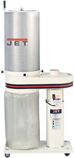 JET 708642 Model DC-650 1 HP Dust Collector with no Filters