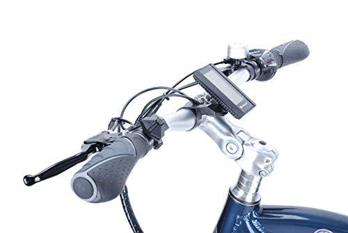41TNpmhM40L - smartEC TrekX-MH Trekking Pedelec Elektrofahrrad E-Bike 28 Zoll mit Samsung Li-Ion-Akku 14AH, Mittelmotor, Rahmen-Akku, Fahrunterstützung bis 25 km/h, 7 Gänge