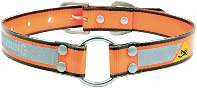 Browning Performance Dog Collar, orange, L by Browning