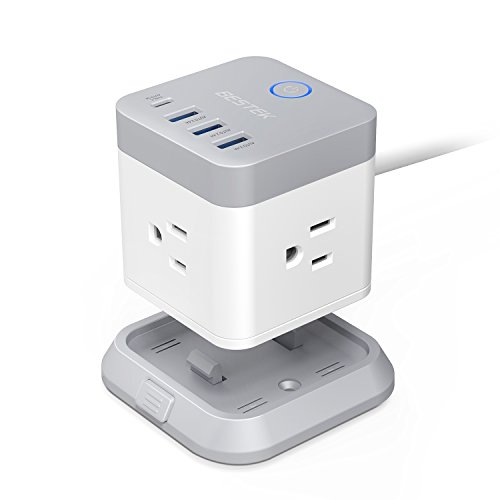 Anker PowerPort Cube with 3 Outlets and 3 USB Ports Now $16.99 (Was $25.99)