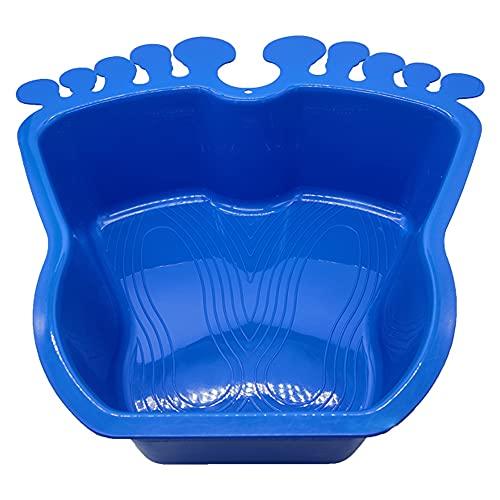 OVBBESS La bandeja de bañera evita que los residuos entren en la piscina y el filtro tiene una parte inferior antideslizante para garantizar la seguridad