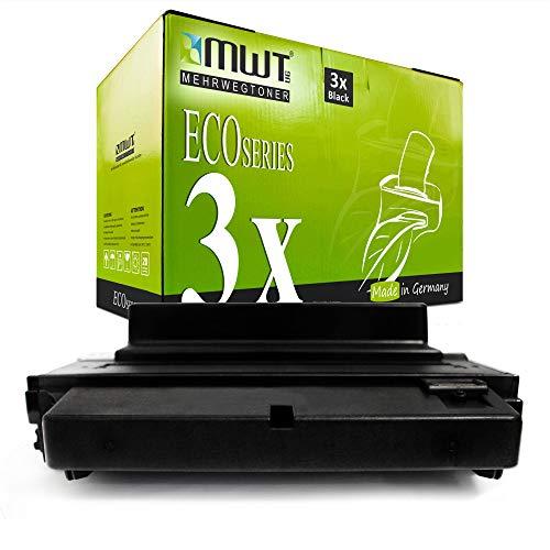 3X MWT Toner für Samsung ML 3470 3471 3475 D ND N ersetzt ML-D3470B Black Schwarz
