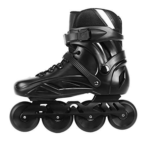 mfw@wewe Inline Skates Adults Professional High Performance Inline-skates For Women And Men Roller Skates With High Elasticity And Wear Resistance PU Wheel For Outdoor And Indoor