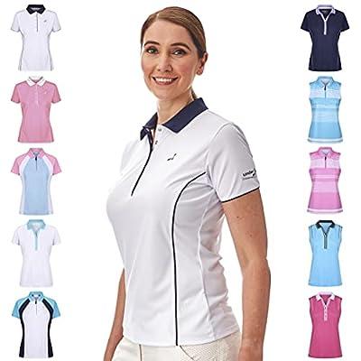Under Par UPLTS1672 Damen-Poloshirt