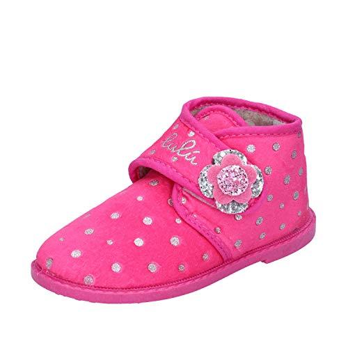LULU' Sloffen Baby Meisjes Textiel Roze