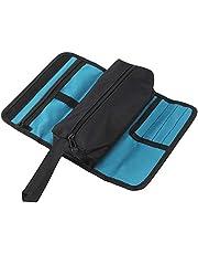Tool Roll Bag Opvouwbare Elektriciens Tool Opberghouder Handige Oxford Doek Organizer Elektrische en Onderhoud Tool Pouch