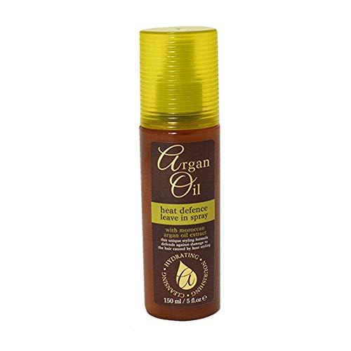 Spray de defensa del calor de aceite de argán, 150 ml