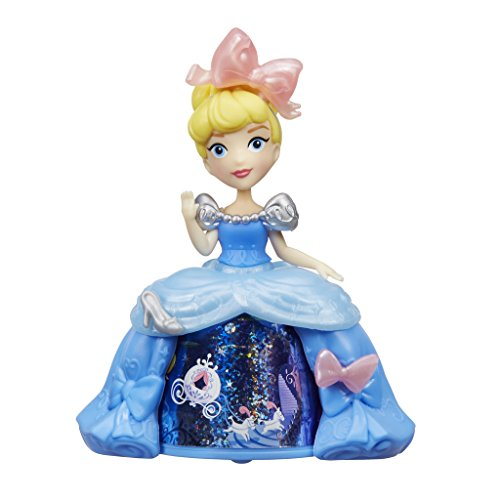 Hasbro Disney Princess Little Kingdom Mini Doll - Spin A Story - Cinderella (B8965)