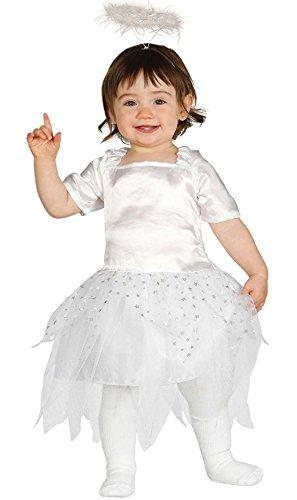 Disfraz de Ángel Estrellas para bebé T-6/12 meses