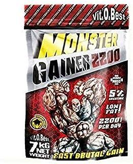 10 Mejor Monster Gainer Vitobest de 2020 – Mejor valorados y revisados