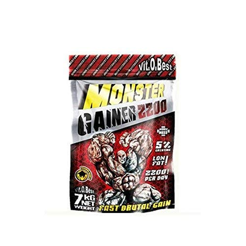 Carbohidratos MONSTER GAINER 2200 - Suplementos Alimentació