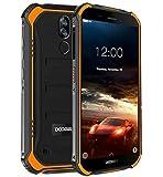 DOOGEE S40 Lite Telephone Portable Incassable, Android 9.0 Smartphone Robuste, IP68, Antichoc Etanche, Batterie 4650mAh, écran 5.5 Pouces HD + (écran Gorilla Glass 4), 2 Go + 16 Go, GPS Orange