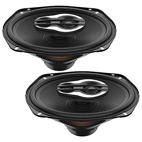 Hertz SPL 6x9' Coaxial Speakers (Pair) - SX690NEO