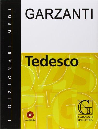 Dizionario Medio di Tedesco con CD-ROM. Tedesco-italiano, italiano-tedesco