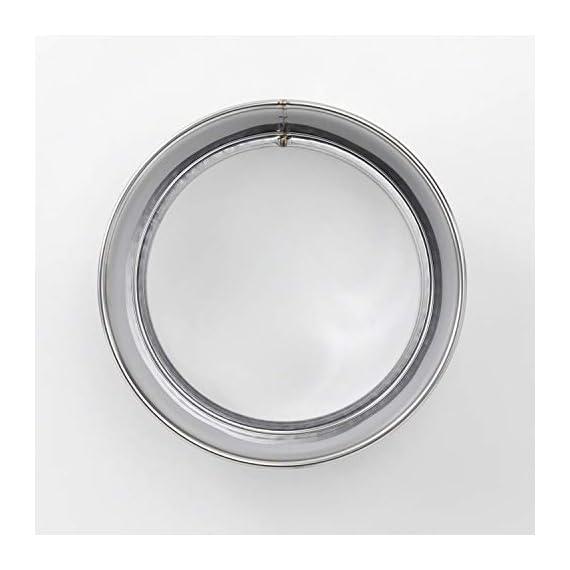Hanafubuki wazakura 3pcs soil sieve set 8-1/4inch(210mm), made in japan, 3 sieve mesh filter sizes, japanese bonsai… 9 size: φ8. 26 x h 2. 55 in (φ210mm x 65mm)   sieve mesh sizes: 0. 04 in (1mm) 0. 11 in (3mm) 0. 19 in (5mm)   weight: 8. 6oz (245g)   material: frame - stainless steel, sieve mesh - iron made in japan