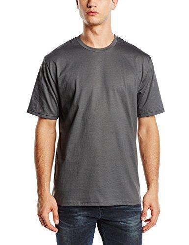 Trigema Herren T-Shirt 636202, XXX-Large, Grau (anthrazit 018)