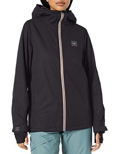 BILLABONG Damen Sula Snowboard Jacket Isolierte Jacke, schwarz, Groß