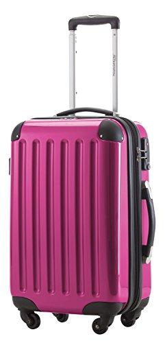 Trolley capitale Alex rigida bagaglio a mano 42litri con TSA in 18diversi colori con blu Beauty nero Magenta s