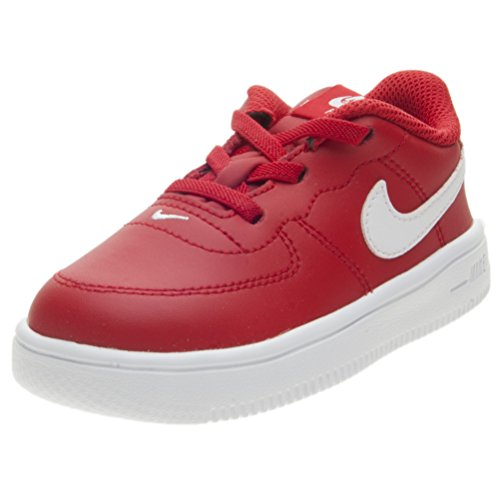 NIKE Force 1 '18 (TD), Zapatillas de Estar por casa Unisex bebé